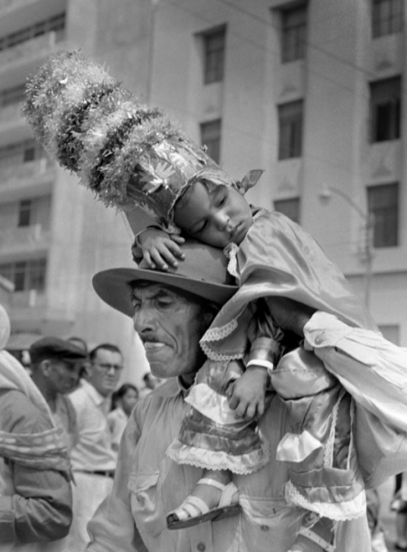 Nereo López Meza - 1953, Carnaval de Barranquilla
