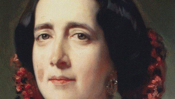Americas Society Gertrudis Gómez de Avellaneda