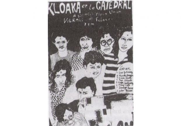 Retrato de Kloaka