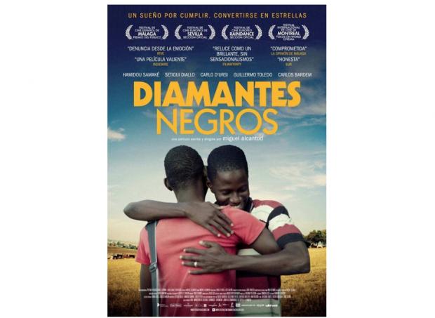 película Diamantes Negros