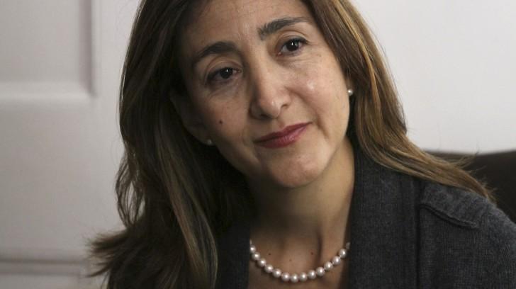 Ingrid Betancourt presenta su libro