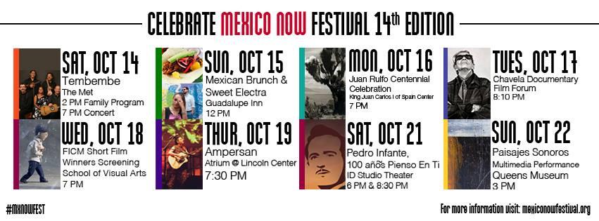 Celebrate México Now!