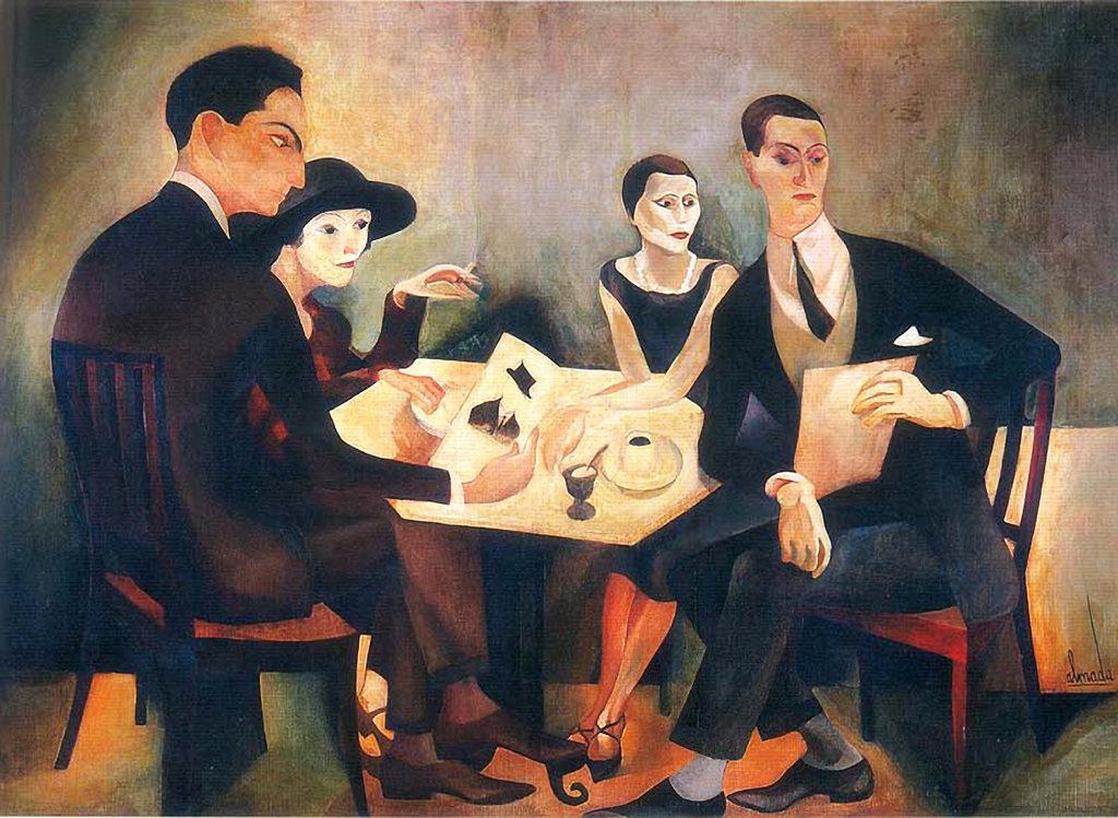Cafe Literario Antonio Aliberti