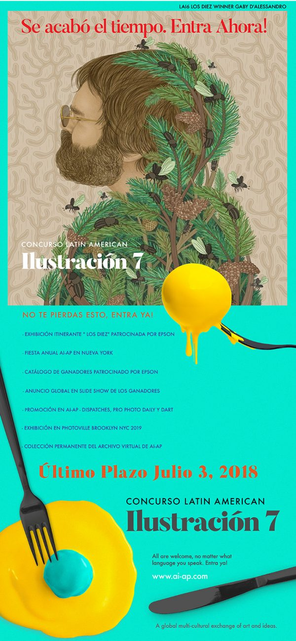 Latin American Ilustracion y Fotografia 7