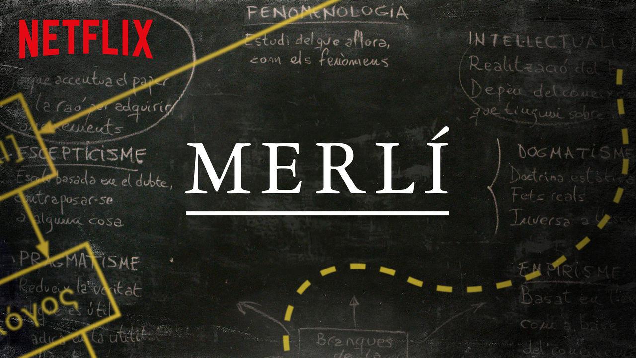 Resultado de imagen de merli netflix