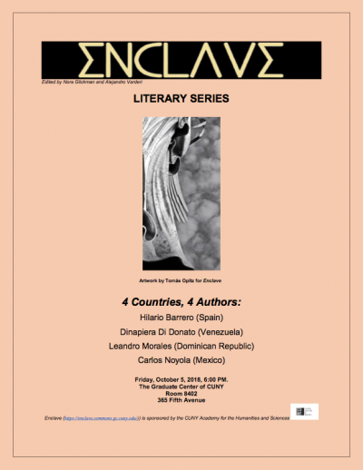 Series literarias Enclave