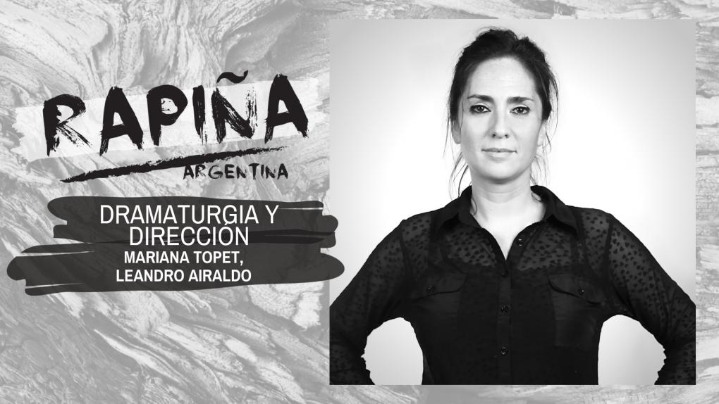 Mariana topet de la directora de Argentina