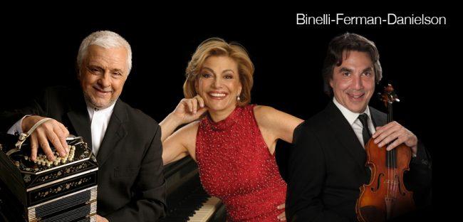 Binelli Ferman Danielson concert