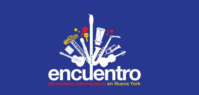 encuentro de musicos colombianos en nueva york