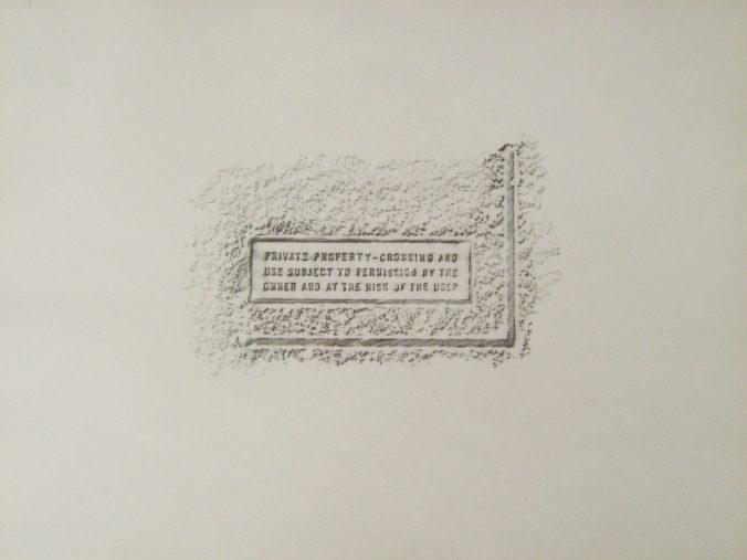 Francisca Benitez, 'Property Lines'