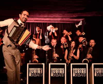Gregorio Uribe Big Band