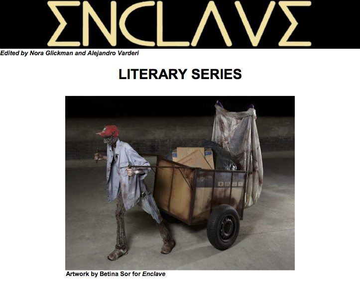 enclave literary series