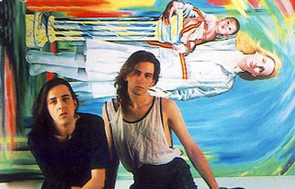 Enrique Naya y Juan Carrero, las Costus