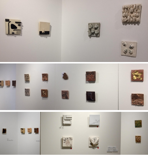 6x6 Ceramic Tile Exhibition