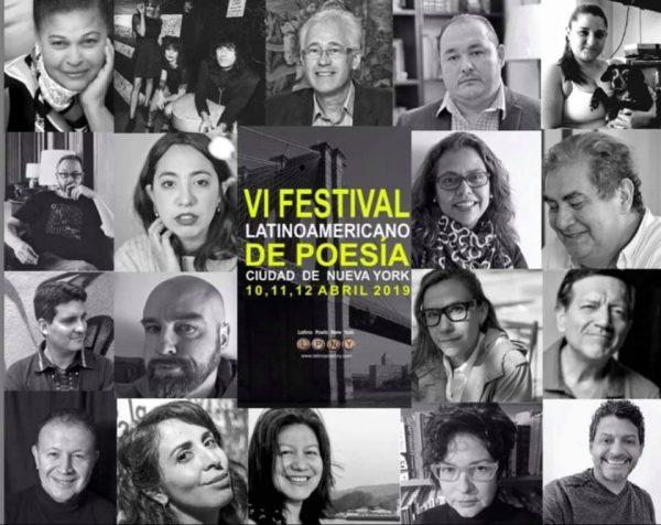 IV Festival Latinoamericano de Poesia Ciudad de NY