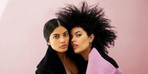 Lisa-Kainde and Naomi Diaz