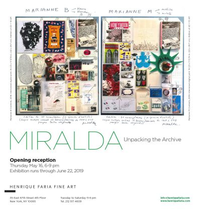 miralda unpacking the archive