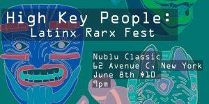 Latinx Rarx Fest