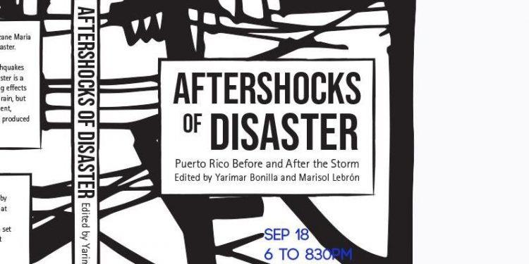 aftershocks of disaster