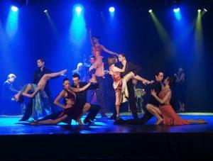 Cumparsita: The Tango
