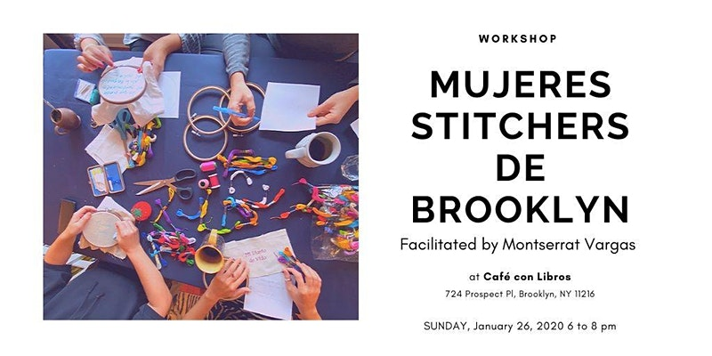 Mujeres Stitchers de Brooklyn