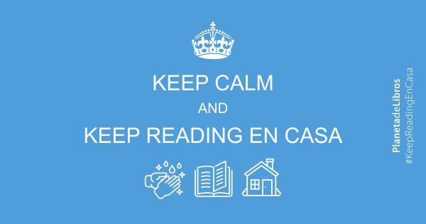 keep reading en casa