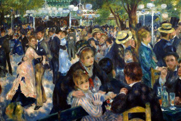 Le Bal du Moulin de la Galette Renoir