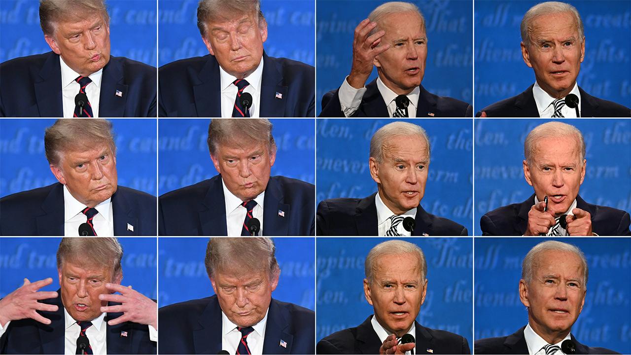 debate presidencial 2020