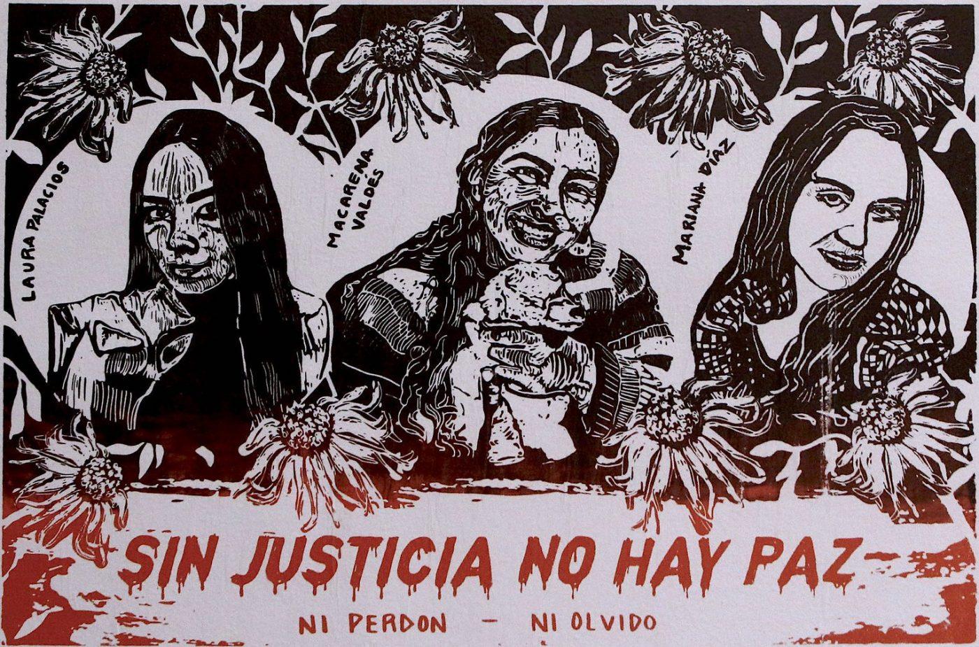 mexico feminicidio 8m