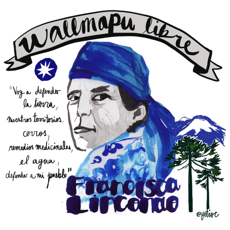 Francisca Linconao Huircapan