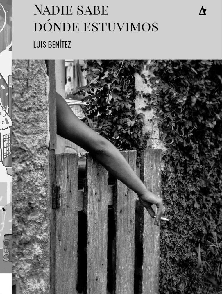Cubierta NADIE SABE DoNDE ESTUVIMOS - Luis Benitez