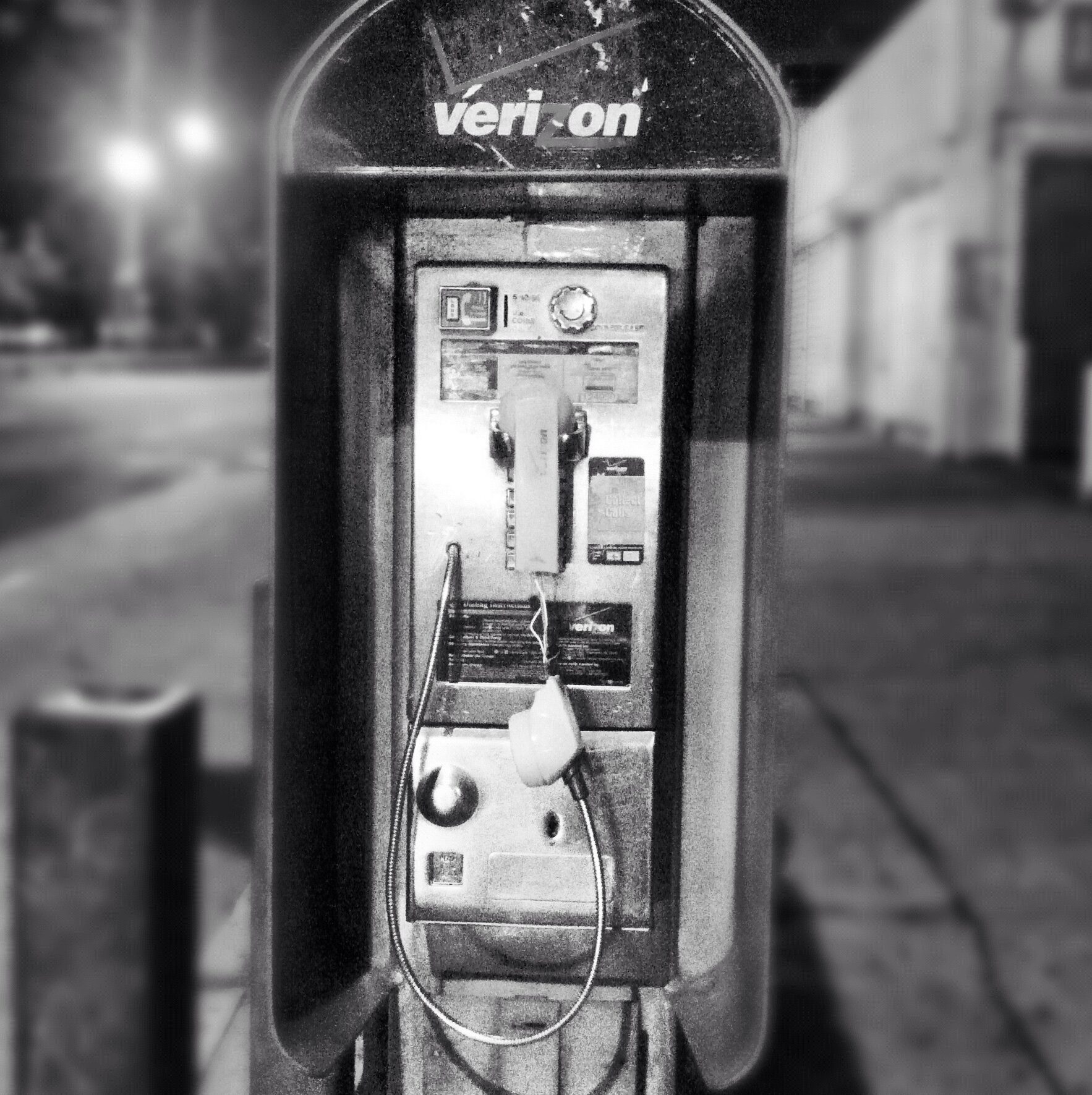 phone booth nueva york