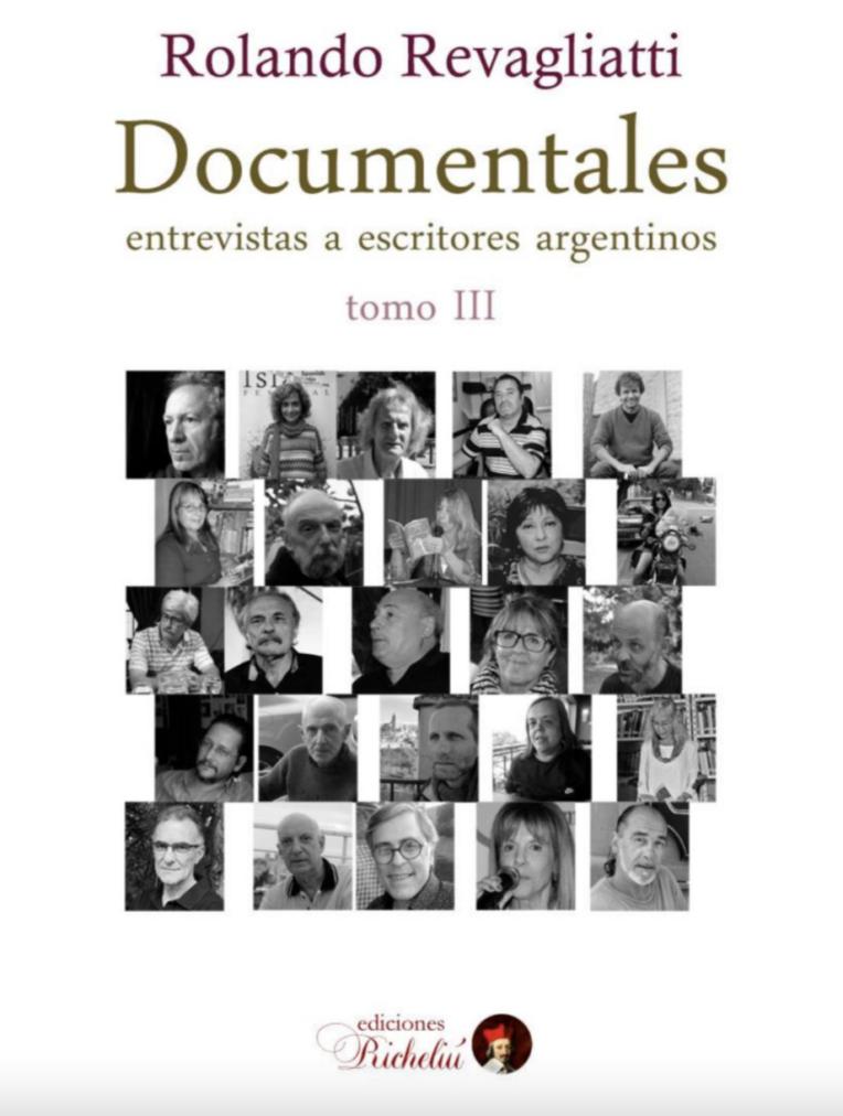 Documentales/ entrevistas a escritores argentinos